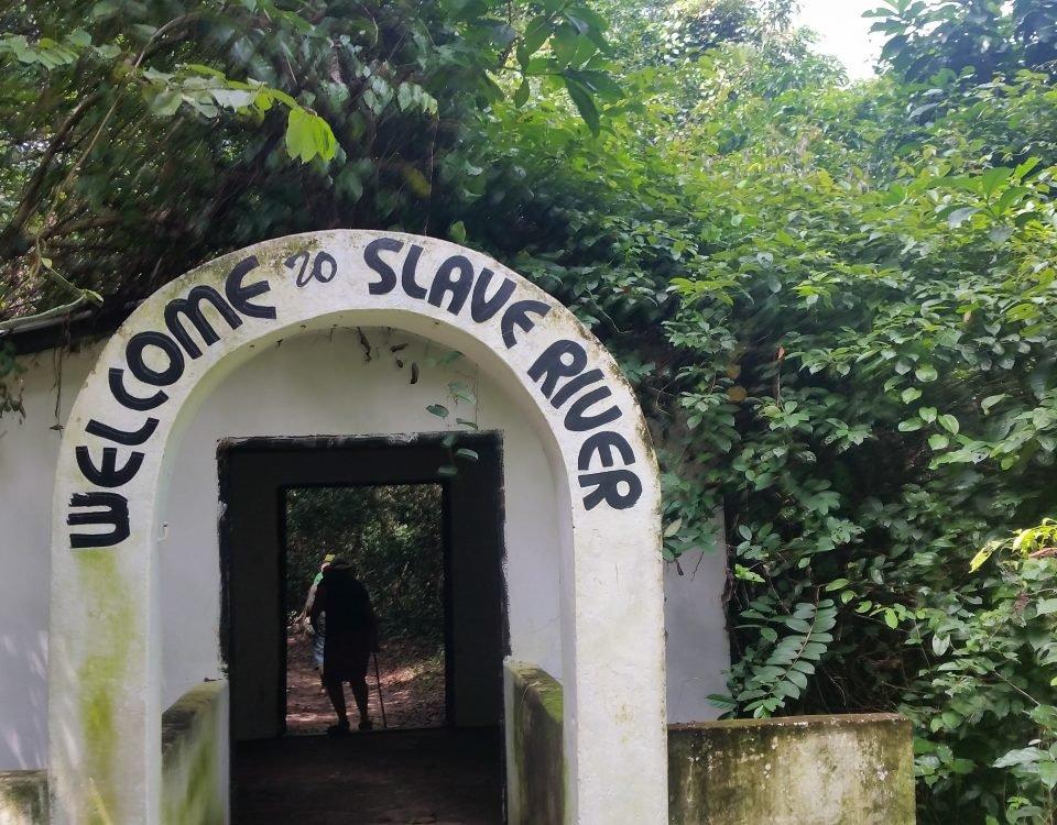 slave river in asin manso